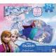 Mousse puzzle de 25 pièces Disney frozen