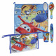 Culture bag with beauty accessories Super Wings