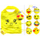 Smiley handles bag 57cm assorted models