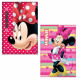 Plaid 140 x 100cm Minnie - (2 Matching Models)