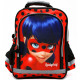 Miraculous Ladybug Schoolbag, bag 37 cm