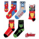 Children's socks Avengers , Runaways 23-34