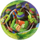 Ninja Turtles Cartridge 8 pcs 18 cm
