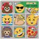 36 piece sticker set in box Emoji