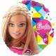 Barbie Mini Foil Ball
