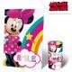 DisneyMinnie Polaire Couverture 100 * 150 cm