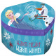 Jewelry box with heart-shaped Disney frozen