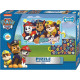 Paw Patrol 50-sided puzzle 50 pieces
