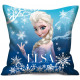 Disney Ice magic pillow, decorative pillow 35 * 35