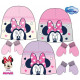 Baby Cap + Gloves Set for Disney Minnie
