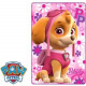 Polar Duvert Paw Patrol , Manch Guard 100 * 150cm
