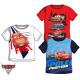T-shirt per bambini, top Disney Cars , Cars 3-8 an