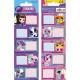 Littlest Pet shop Booklet label 10 pcs