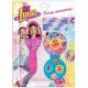 Disney Soy Luna hair accessories kit