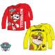 Kids' Long T-shirt, top Paw Patrol , Manch Gua