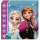Disney Frozen, tovagliolo congelato 20 Pz