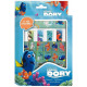100 Piece Sticker Set for Disney Nemo and Dory