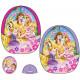 Disney Princess, Princess Kinder Baseball - Cap 5