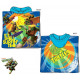 Ninja Turtles beach towel poncho 50 * 100cm