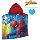 Spiderman , Spiderman towel poncho 60 * 120cm