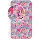 Masha and the bear Fitted Sheet 90 * 200 cm