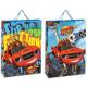 Gift Bag Blaze , Flame 33 * 24.5 * 13cm