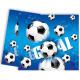 Voetbal tafelkleed 120 * 180 cm