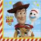 DisneyToy Story , Serwetka wojenna z zabawkami 20