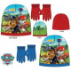 Kid's hat + gloves set Paw Patrol