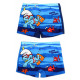 Smurfs, Whimsical Dwarf Kid's Tights, Short