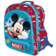 School Bag, Disney Mickey Bag 41 cm