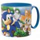 Sonic , the hedgehog Micro mug 265 ml