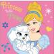 Disney Princess plush pillow, decorative pillow 35