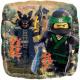 LEGO Ninjago 43 globo de la hoja cm