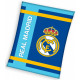 peluche Couverture Real Madrid 130 * 160cm