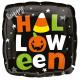 Balony foliowe Happy Halloween 43 cm