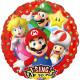 Super Mario Music Foil Balloons 71 cm