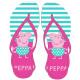 Kapcie dziecięce Peppa Pig, Flip-Flop 25-29