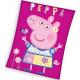 Peppa pig Fleece Duvert 110 * 140cm
