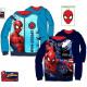 Kids Sweater Spiderman , Spiderman 3-8 years