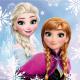 Disney frozen , Ice Magic pillowcase 40 * 40 cm