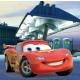 Disney Cars , Cars amortiguador de la almohadilla