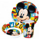 Vajillas, melamina Set Disney Mickey