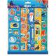 Sticker Set for Disney Nemo and Dory