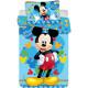 Pościel dla dzieci DisneyMickey 100 × 135 cm, 40 ×