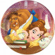 Disney Princess , Princess Paper Plate 8 stuks