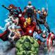 Avengers , Avengers pillowcase 40 * 40 cm