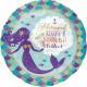 Mermaid, Mermaid Foil balloons 45 cm