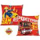 Fireman Sam , Sam het vuur kussensloop 40 x 40 cm