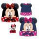 Gyerek flitteres kötött sapka Disney Minnie